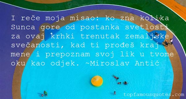 Quotes About Misao