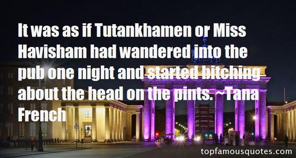 Quotes About Miss Havisham
