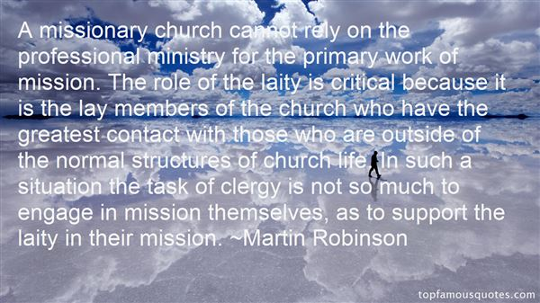 Quotes About Missionary Work