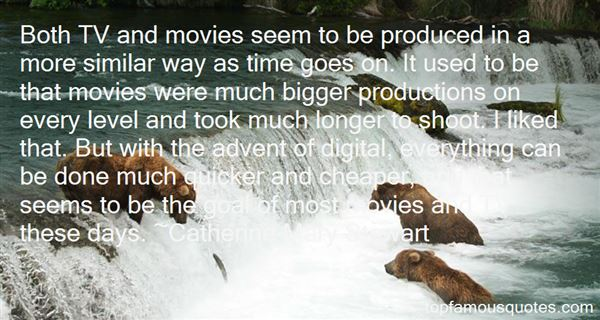 Quotes About Movies And Tv