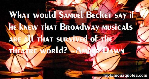 Musical Theatre Quotes: best 15 famous quotes about Musical ...