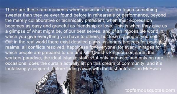 Quotes About Musicians And Love