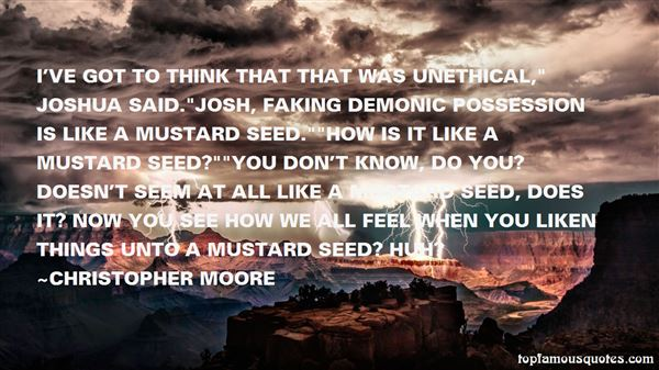 Quotes About Mustard Seed