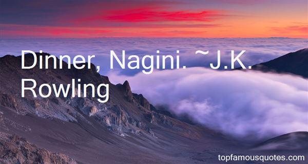 Quotes About Nagini
