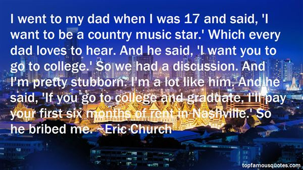 Quotes About Nashville