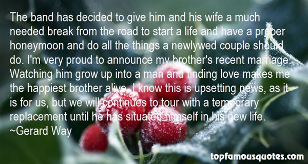 Quotes About Newlywed