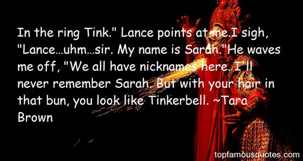 Quotes About Nicknames