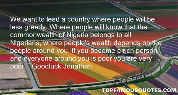 Quotes About Nigeria
