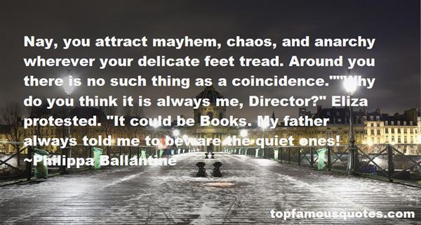 Quotes About No Such Thing As Coincidence