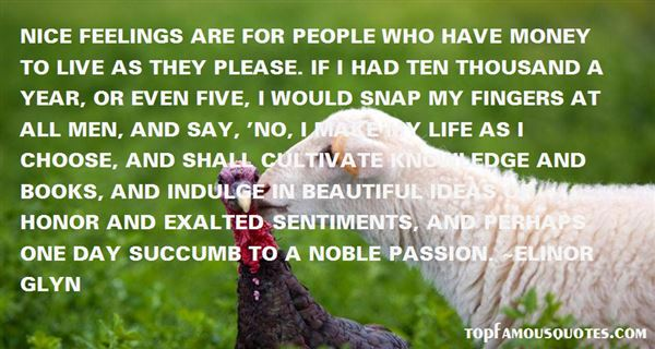 Quotes About Noble