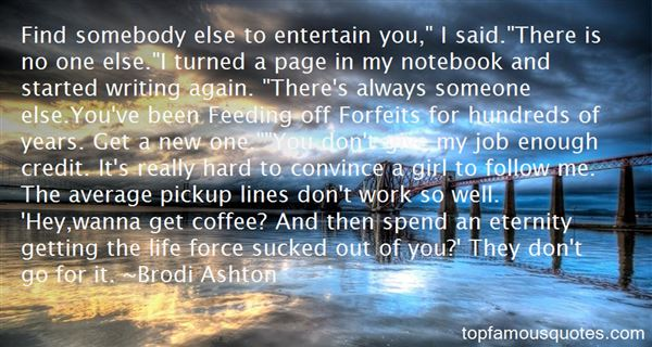 Quotes About Notebook