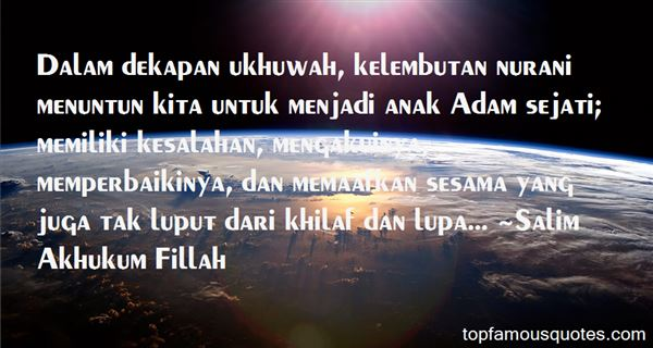 Quotes About Nurani