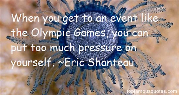 Quotes About Olympic Games