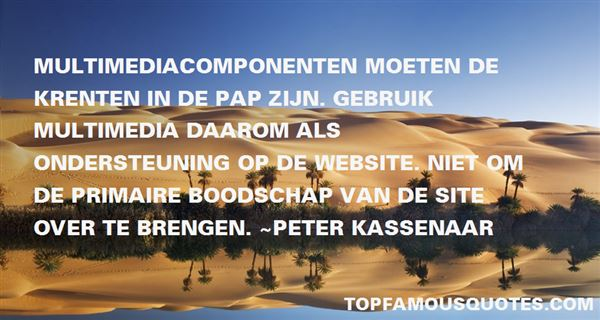 Quotes About Ondersteuning