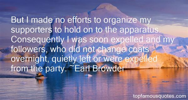 Quotes About Organize