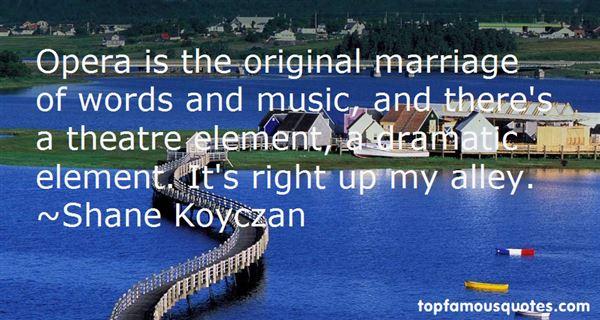 Quotes About Original Music