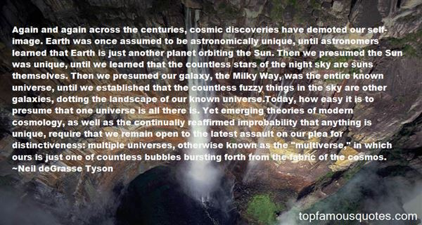 Quotes About Other Universes