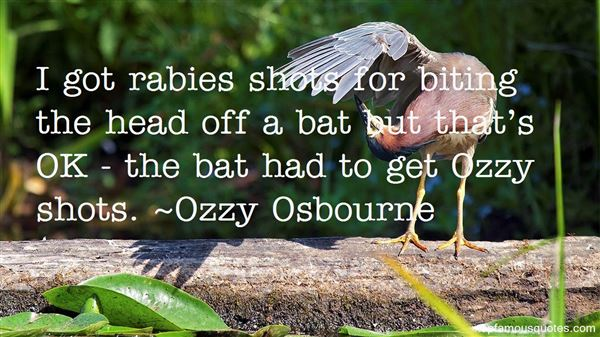 Quotes About Ozzy