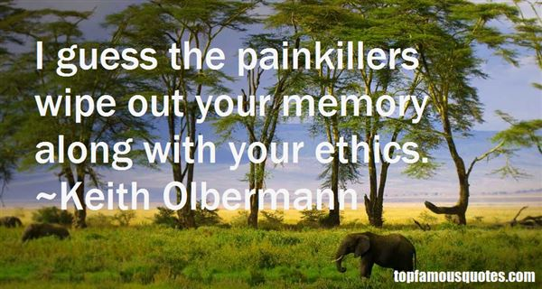 Quotes About Painkillers