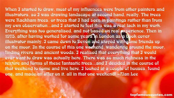 Quotes About Painters And Painting