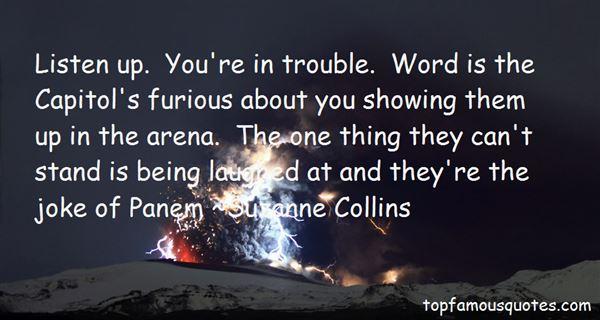 Quotes About Panem