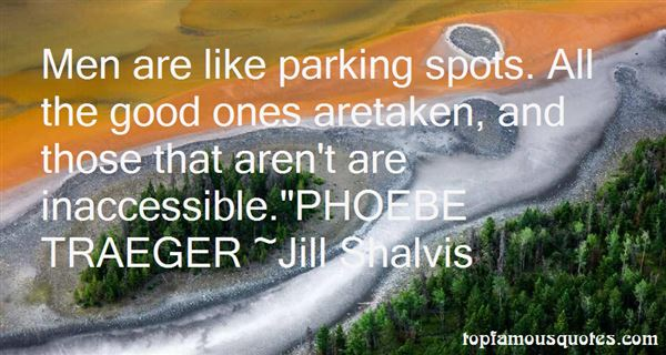 Quotes About Parking Spots