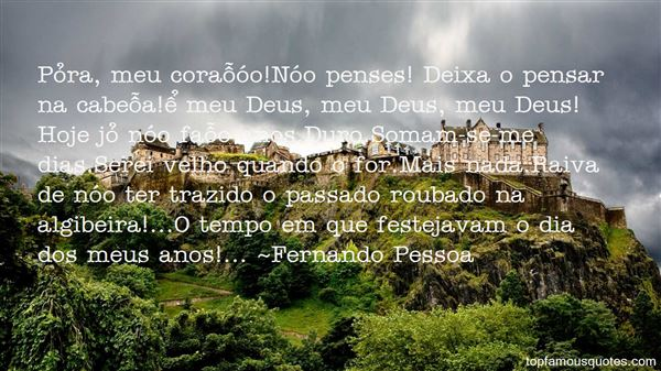 Quotes About Passado