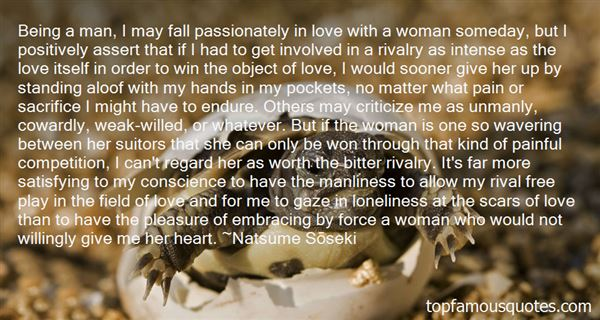 Quotes About Passionate Woman