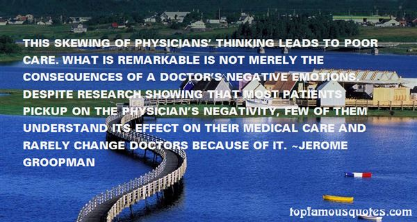 Quotes About Patients And Doctors