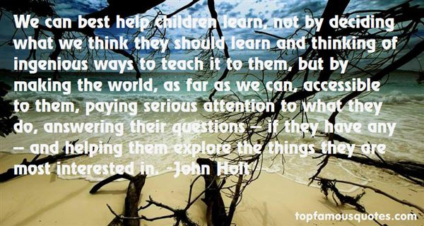 Quotes About Paying Attention