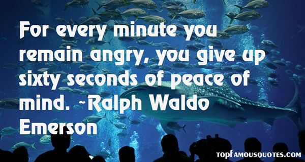 Peace Of Mind Quotes: Best 202 Famous Quotes About Peace