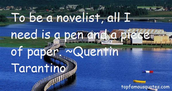 Quotes About Pen And Paper