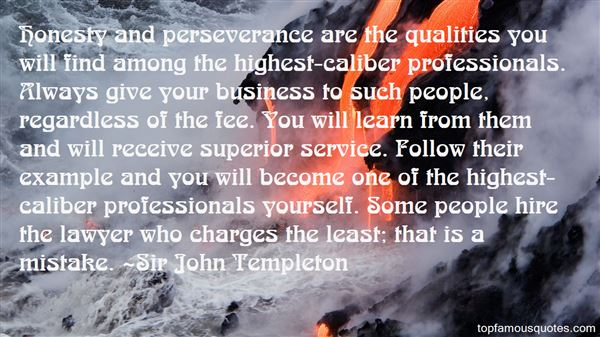 Quotes About Perseverance In Business