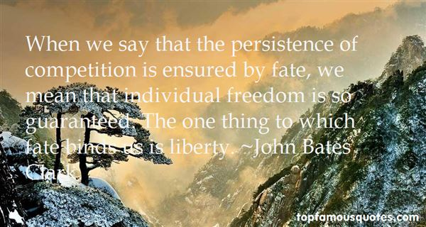 Quotes About Persistence