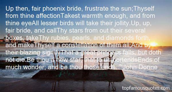 Quotes About Phoenix Bird