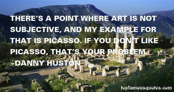 Quotes About Picasso