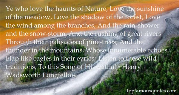 Quotes About Pine Trees