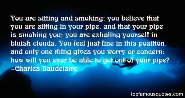 Quotes About Pipe Smoking