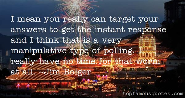 Quotes About Polling