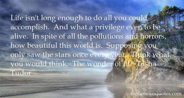 Quotes About Pollutions
