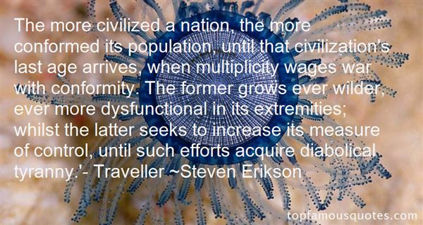 Quotes About Population Control