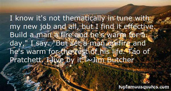 Quotes About Pratchett