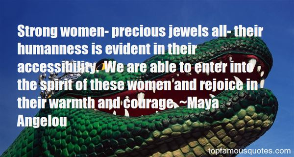 Quotes About Precious Jewels