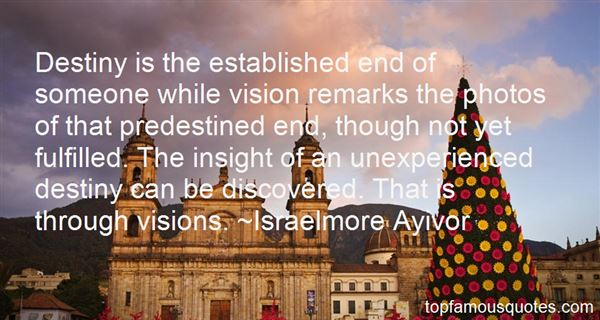 Quotes About Predestined