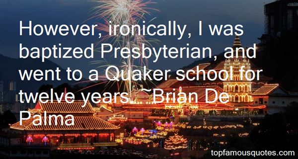 Quotes About Presbyterian
