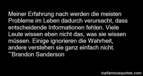 Quotes About Probleme