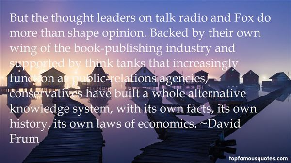 Quotes About Publishing Industry