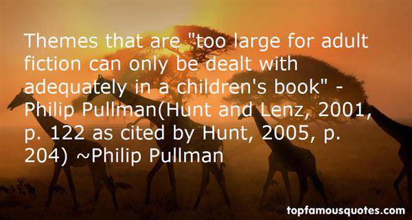 Quotes About Pullman