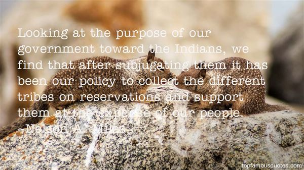 Quotes About Purpose Of Government