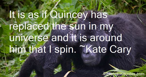Quotes About Quincey